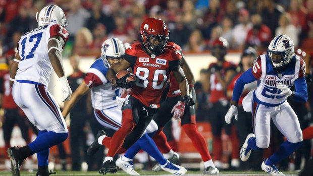 CFL Wired: Week 15 - Stamps run right over the Als