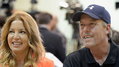 Bad blood between Jeanie and Jim Buss