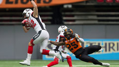 Redblacks get critical win in BC