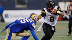 Ticats continue to surprise