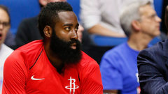 Harden fires back at McHale: 'He's a clown'