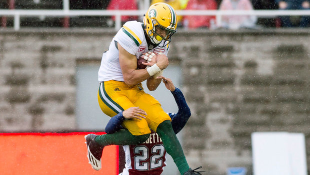 Zylstra a difference-maker in Eskimos' victory