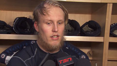 Laine on confidence: 'Not 100 per cent, but getting higher and higher'
