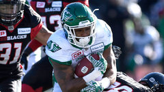 CFL Wired: ESF - Riders roll over Redblacks to advance to East Final