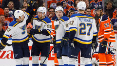 NHL: Blues 4, Oilers 1