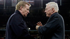 Goodell has the power to fine Jones for interfering