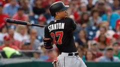 Stanton beats Canadian Votto to earn NL MVP