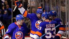 NHL: Hurricanes 4, Islanders 6