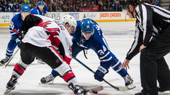 Other than offence, what does Matthews bring to the table?