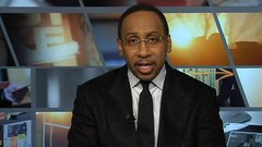 Stephen A.: Jones looks incredibly petty
