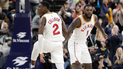 NBA: Pistons 100, Pacers 107