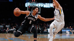 NBA: Jazz 107, Nets 118