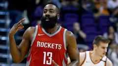NBA: Rockets 142, Suns 116