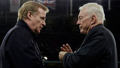 The uncivil war between Jones and Goodell