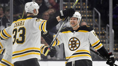 NHL: Bruins 2, Kings 1