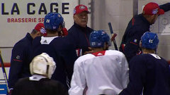 Habs Ice Chips: No 'punishment skate' after loss to Coyotes