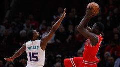 NBA: Hornets 120, Bulls 123