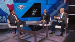 Can OKC's Big 3 rebound after early struggles?