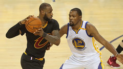 Jones says Cavs can still compete with Warriors