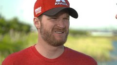 Earnhardt is ready for life after racing