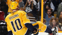 NHL: Avalanche 2, Predators 5