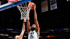 NBA: Jazz 125, Magic 85