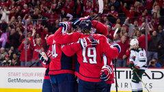 NHL: Wild 1, Capitals 3