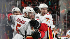 NHL: Flames 5, Flyers 4 (OT)