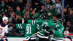 NHL: Oilers 3, Stars 6