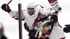 NHL: Coyotes 3, Senators 2 (OT)