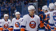 NHL: Islanders 5, Lightning 3