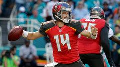 NFL: Buccaneers 30, Dolphins 20