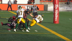 Gamble on Gable pays off for Esks