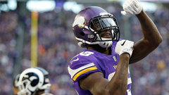 NFL: Rams 7, Vikings 24