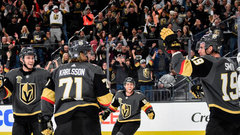 NHL: Kings 2, Golden Knights 4