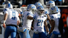 NFL: Lions 27, Bears 24