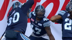 Relentless Argos' D gets Toronto on the board