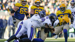 NFL: Ravens 23, Packers 0