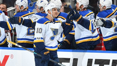 NHL: Blues 4, Canucks 3 (OT)