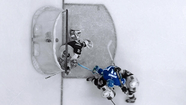 McLennan feels refs got it right with goaltender interference call against Leafs