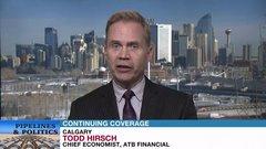 ATB Financial: Keystone XL is a 'dark cloud' lifting from Alberta's economy