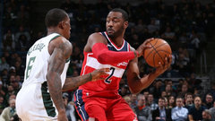 NBA: Wizards 99, Bucks 88