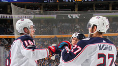 NHL: Blue Jackets 3, Sabres 2