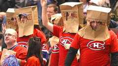 'I'm so angry!!!' - Habs fan enraged after 6-0 loss to Leafs