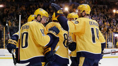 NHL: Jets 3, Predators 5