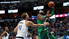 NBA: Celtics 110, Mavericks 102 (OT)