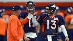Broncos promote Musgrave to offensive coordinator