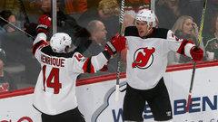 NHL: Devils 4, Wild 3 (OT)