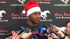 Grey Cup means 'everything' to Stamps
