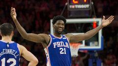 NBA: Jazz 86, 76ers 107